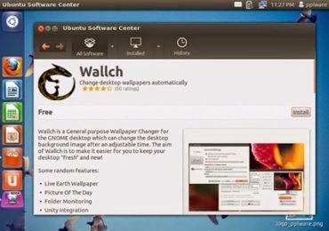 Cambiare gli sfondi con Linux
