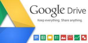 condivisione file google-drive