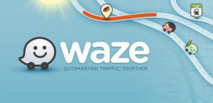 waze app per la navigazione