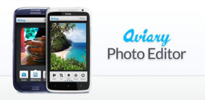aviary photo editor per smartphone