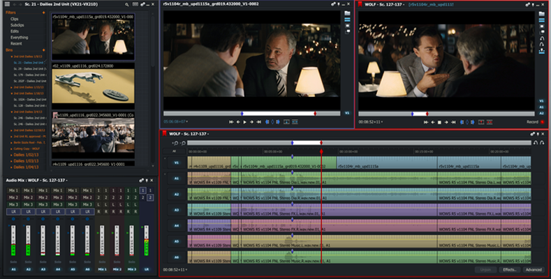 lightworks per il video editing