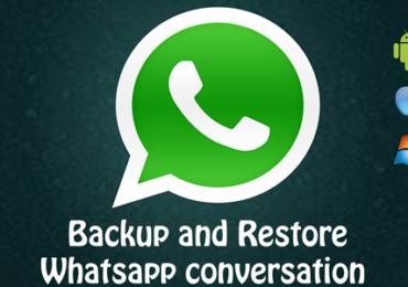 Salvare messaggi WhatsApp