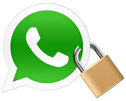 Bloccare WhatsApp con password