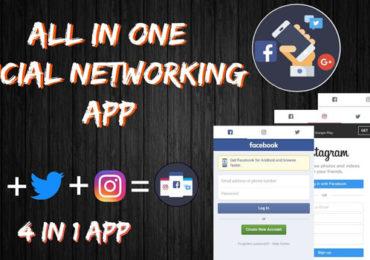 FlySo: i tuoi social in un'unica app