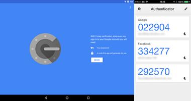 autenticazione a due fattori con google authenticator