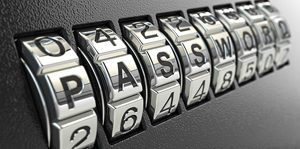 come gestire password