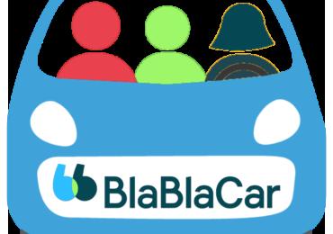 Condividere viaggio in auto con BlaBlaCar