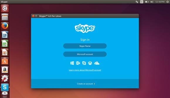 come installare skype in linux