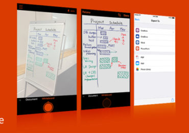 Office Lens, l'app per catturare documenti con lo smartphone