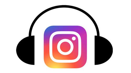 aggiungere musica su instagram