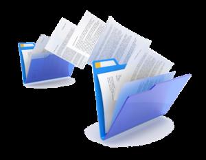 scambiare file con fileroom
