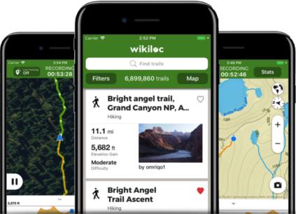 Wikiloc, percorsi ed itinerari per tutti