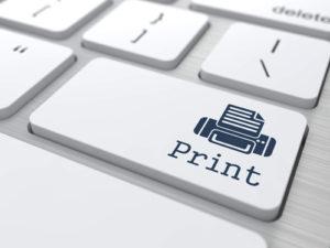 stampa in pdf con windows 10