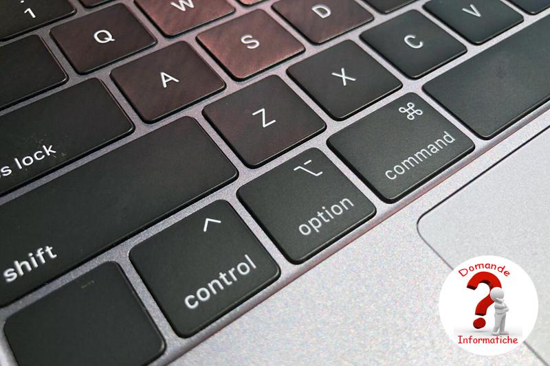 disabilitare tastiera mac con keyboardcleantool