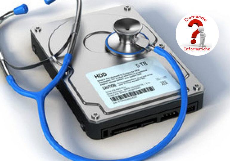 Controllare stato dell'hard disk del Mac